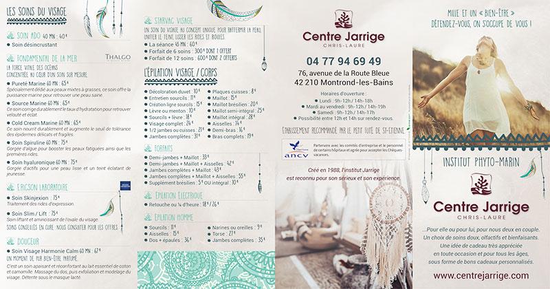 Centre Jarrige - Trafifs 2021
